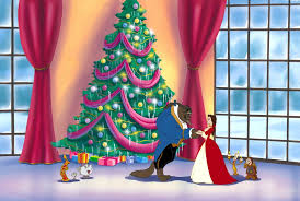 beauty beast christmas movie learntoride