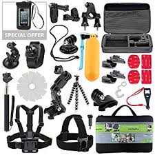 Gopro Kit Kit For Gopro Accessories Session 3 4 5 Go Pro