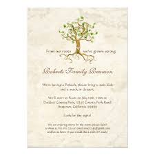personalized family reunion invitations custominvitations4u com