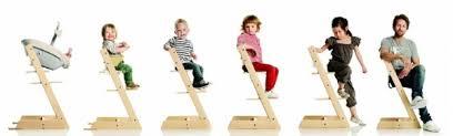 chaise volutive stokke impressionnant chaise evolutive en bois stokke tripp trapp