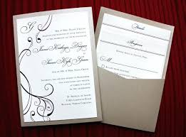 wedding invitation pocket envelopes wedding pocket invitation simplo co