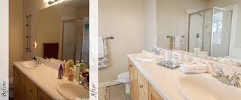 Staged Bathroom Pictures by Misty Breeze Circle Staging