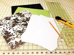 how to make a personalized sketch book in 5 minutes a houseful