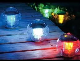floating led pool lights led pool light floating solar led pool pond light future light