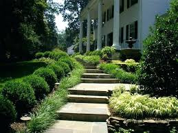 Front Porch Landscaping Ideas by Front Walkway Planting Ideas Front Sidewalk Landscaping Ideas View
