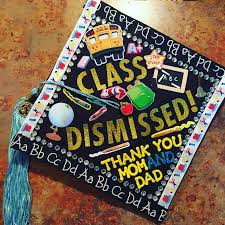 College Graduation Cap Decoration Ideas Best 25 Teacher Graduation Cap Ideas On Pinterest Diy Decorate
