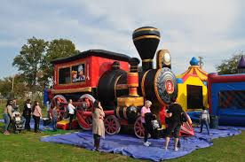 inflatable train bouncer ny nj ct u0026 long island