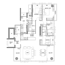 floor plans gramercy park