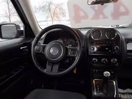 jeep patriot steering wheel used 2011 jeep patriot sport north edition for sale in thornton