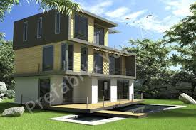 modern villa prefabricated solutions