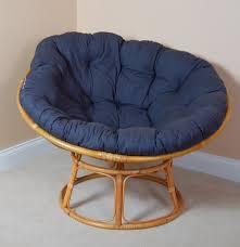 furniture papasan chair cushions stool frames design ideas with
