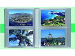 photo album sheets album postcards for 200 postcards with 50 bound sheets 347770