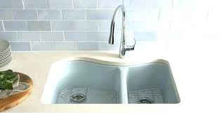 kohler cast iron farmhouse sink kohler cast iron kitchen sink iron tones k apron front kohler cast