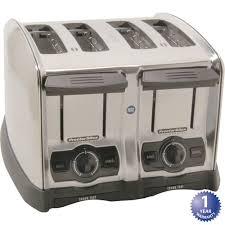 Hamilton Beach 4 Slice Toaster Hamilton Beach Toasters U0026 Toaster Ovens Shopswell