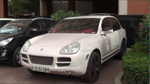 Custom Paint Color Porsche Cayenne 1st Generation Effect Paintjob In Mother Of