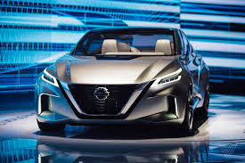 nissan nissan vmotion 2 0 concept gives a jolt to boring sedans the verge