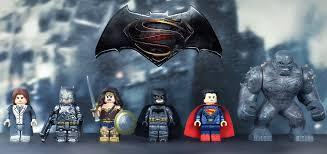 lego movie justice league vs lego batman v superman dawn of justice minifigures flickr