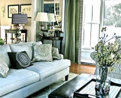 home living room interior design blue living room ideas sofa wall pattern flower on floor big