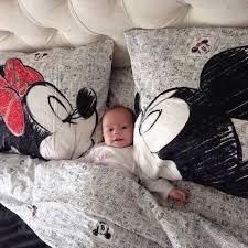 Mickey Duvet Cover Disney Mickey Mouse Minnie Duvet Cover Fitted Sheet Pillow Case Ebay