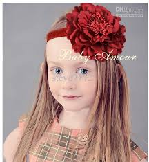 big flower headbands flower headbands peony baby hairbands headband hair ties