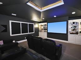 Home Theater Ceiling Lighting Enhancing A Home Theater Experience Diy
