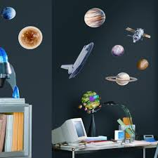 space wall decals roselawnlutheran space wall decals