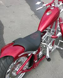 Motorcycle Seats Upholstery Stitched
