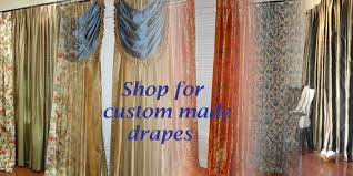 silk drapes and designer pillows