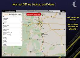 Walmart Locations Map Walmart Overnight Parking Locator App Ranking And Store Data App