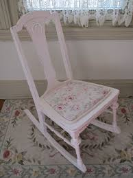 Shabby Chic Nursery Furniture by 86 Best Roses Painted On Chairs And On Chairs Images On Pinterest