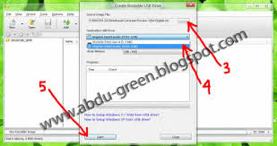 cara membuat bootable xp pada flashdisk membuat bootable usb drive untuk instal semua windows xp 7 8