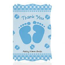 thank you card free custom baby shower thank you cards baby