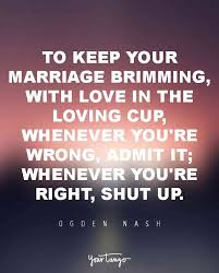 quotes about and marriage 32 quotes that perfectly sum up modern marriage yourtango