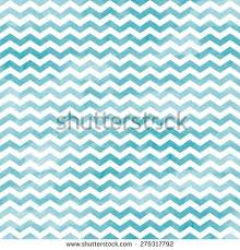 chevron pattern in blue white chevron pattern on blue watercolor stock illustration