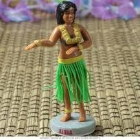 dashboard hula dolls vintage style kitsch retroplanet