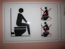 Bathroom In Thai U20ac47 Toilet Sign For Holwin Stinks Page 9