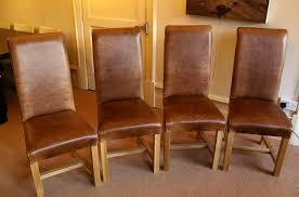 Soho Dining Chair Halo Soho Roll Back Dining Chairs Set Of 4