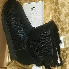 ugg mini bailey bow womens sale 43 ugg boots 1hr sale authentmini bailey bow shiny