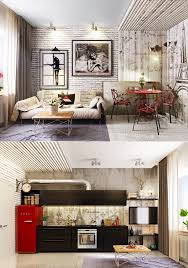 adorable 50 industrial apartment decor design decoration of 18