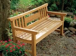 gardening bench russell jensen s japanese garden bench finewoodworking