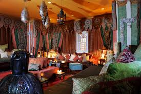 Bedroom Design With Moroccan Theme Amazing Moroccan Room Design Living Room Various Pillow In