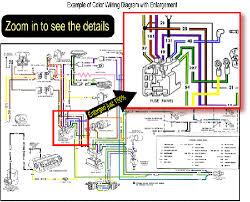 1971 ford mustang mercury cougar factory wiring diagram original