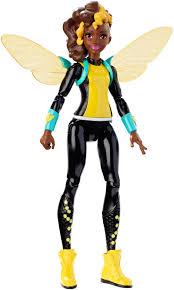 Bumble Bee Makeup For Halloween by Dc Super Hero Girls Bumblebee 6