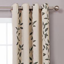 Amazon Curtains Blackout Amazon Com Best Home Fashion Leaf Print Thermal Insulated