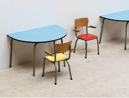 fauteuil bureau vintage design vintage enfant tubax chaise bureau formica 1950 chair