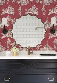 34 best bathroom wallpaper ideas images on pinterest wallpaper