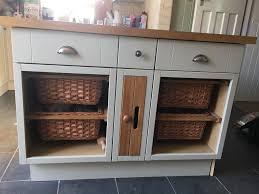 howdens kitchen island in torquay devon gumtree