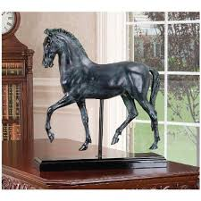 home decor horse curator
