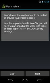 how to configure orbot on android orbot for android