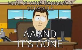 Bonnaroo Meme - aaaand its gone memes quickmeme